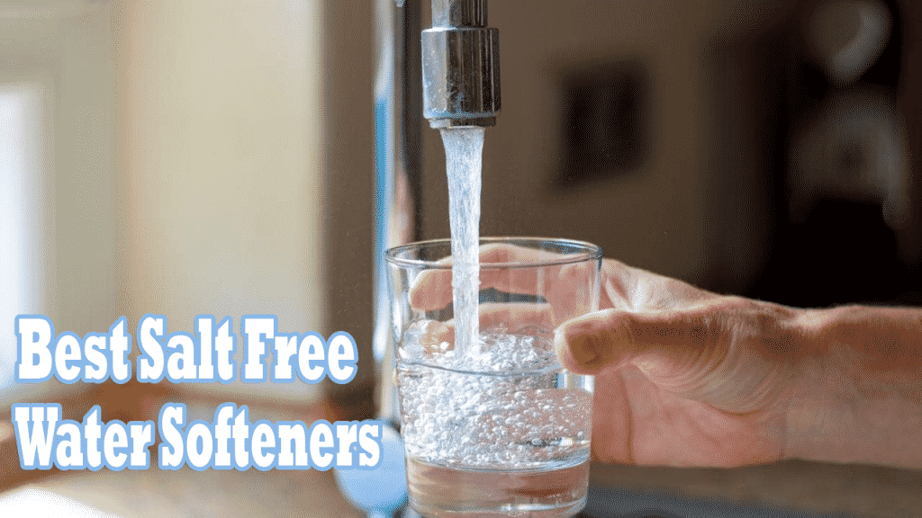 Salt-free Water Softeners