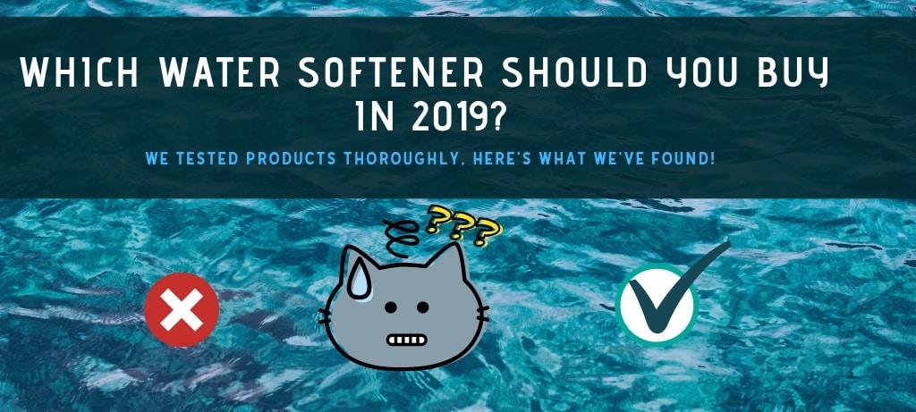 water softener best buy