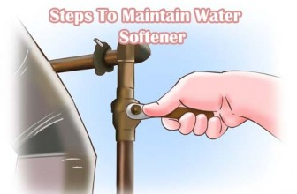 Steps To Maintain Water Softener